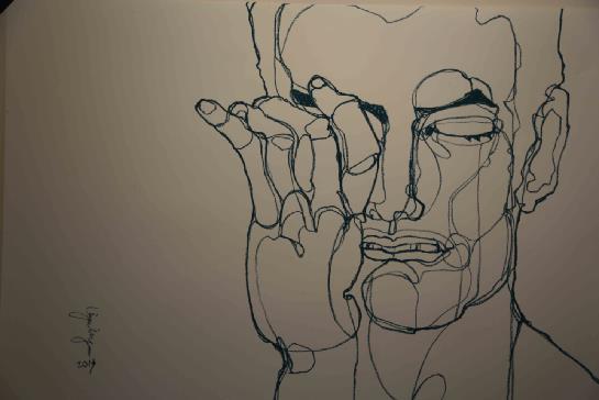 乌龟蜡笔画法步骤